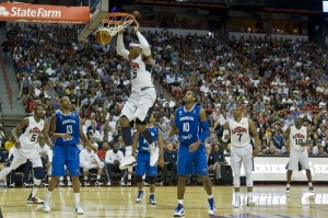 Carmelo Anthony (Team USA)